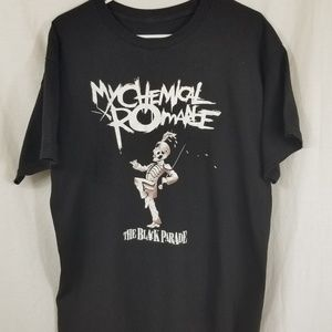 My Chemical Romance The Black Parade t-shi…